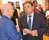 INTERPORC recibe numerosas visitas institucionales en Meat Attraction