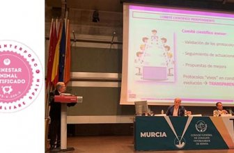 INTERPORC presenta a los veterinarios su sello de Bienestar Animal Certificado
