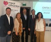 Presentación de Meat Attraction en Navarra